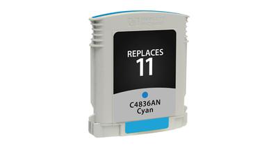 HP11 C4836AN ---CYAN (Item#623)... (INK REFILL)